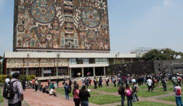 UNAM anuncia suspensión de clases por el megacorte de agua en CDMX
