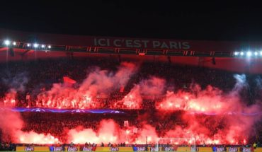 Ultras del PSG se enfrentan a policía en París
