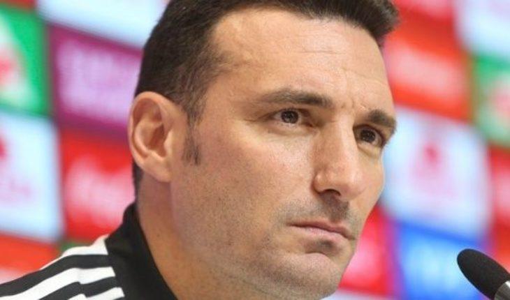 Un debut, la vuelta de un histórico y una dupla que ilusiona: los 11 de Argentina vs Irak
