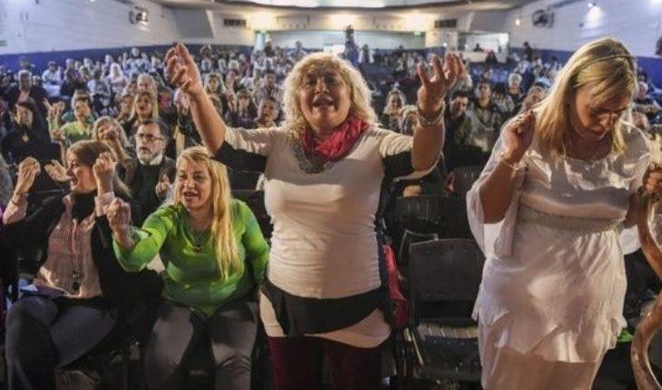 Un pastor evangelista a favor de la vida política de Macri