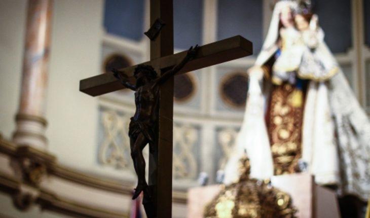 """Víctima de abuso sexual: """"Bernardino Piñera es encubridor del obispo Cox"""""""