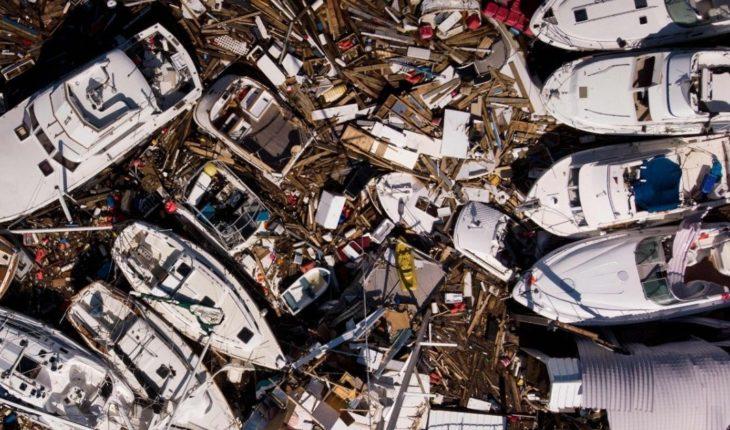 """Van 11 muertos por la tormenta """"Michael"""" en Estados Unidos"""