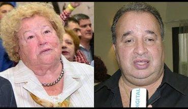 Así detuvieron a la madre del sindicalista Balcedo