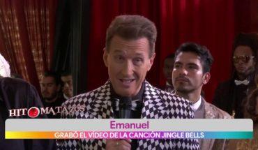 Emanuel grabó nuevo video   Vivalavi
