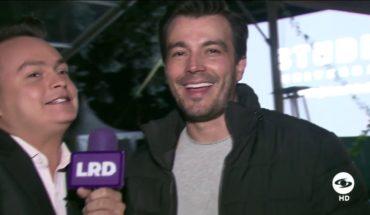 La Red: Luciano D' Alessandro habló sobre su relación Tuti Vargas | Caracol Televisión