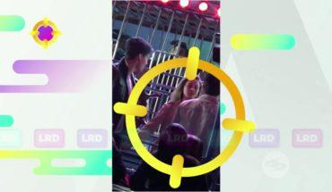 La Red: Mariana Garzón se vio muy feliz junto a su acompañante| Caracol Televisión