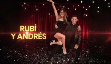 La presentación de Rubi y Andrés | Bailadísimo