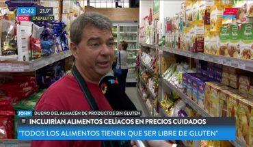 Precios Cuidados: Incluirán alimentos para celíacos