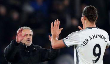 Zlatan Ibrahimovic defiende a Mourinho de la crítica