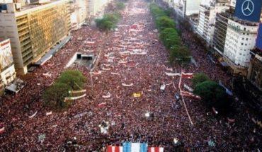 A 35 años del triunfo de Alfonsín, del retorno de la democracia