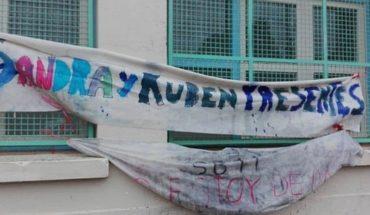 A tres meses de la explosión en Moreno, los alumnos volvieron a la Escuela N°49
