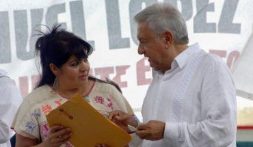 AMLO me pidió revisar rutas para amnistía: Nestora Salgado