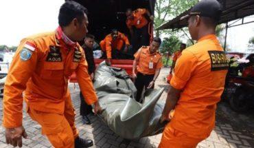 Accidente aéreo en Indonesia: Hallan los primeros cuerpos
