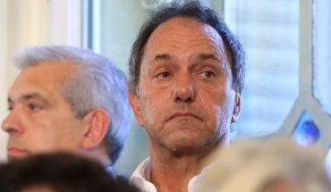 Acusado de recibir coimas, Daniel Scioli va a juicio oral