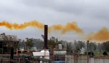 Alarma por un escape de gas en la fábrica militar de Río Tercero