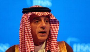 """Arabia Saudí califica de """"histérica"""" la reacción internacional por asesinato de Khashoggi"""