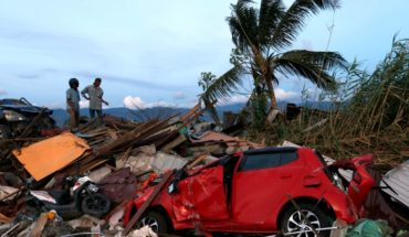 Are 2 thousand killed in Indonesia by the earthquake; suspended searches