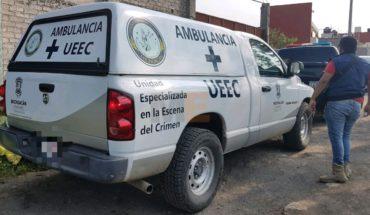 Asesinan a familia en una choza dentro de una escuela secundaria Panindícuaro, Michoacán