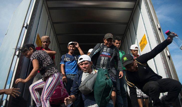 Aumenta la seguridad en la frontera sur de México: AI