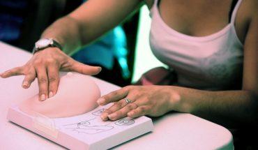 Autoexplorar las axilas es vital para la detección temprana del cáncer de mama