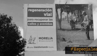 Ayuntamiento de Morelia oculta información sobre gastos en publicidad