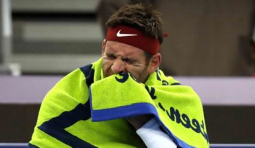 Bad news for del Potro, confirms fracture of patella
