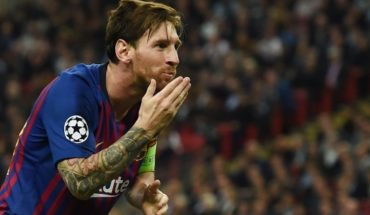 Barcelona retrieves the path of the triumph after beating Tottenham in the Champions League