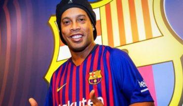 Barcelona y Ronaldinho, una relación gloriosa que se acerca al final