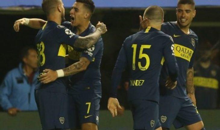 Boca se mide ante Palmeiras en busca de la final de la Copa Libertadores: horario, TV y formaciones