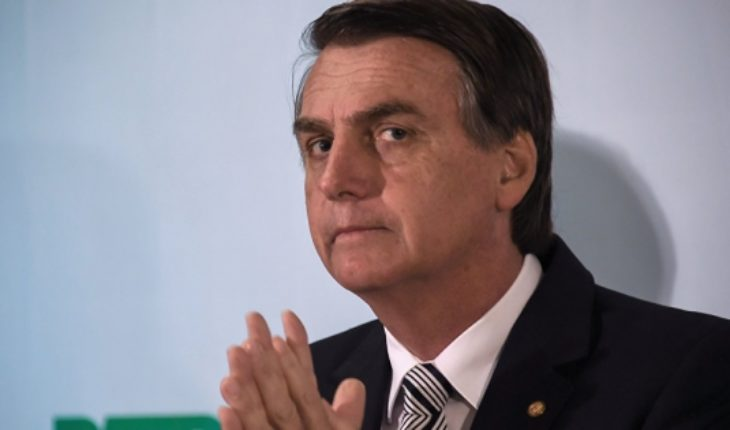 Bolsonaro Hurricane left spinning in a circle