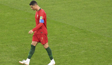 By rape allegations, selection of Portugal suspended Cristiano Ronaldo