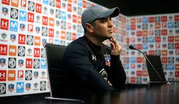 ByN maneja tres nombres para reemplazar a Héctor Tapia en Colo Colo