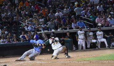 Cañeros caen 6-1 en el primero ante Charros de Jalisco