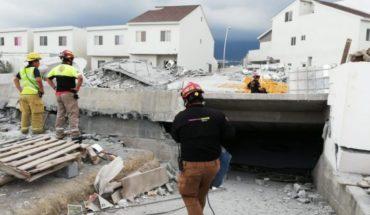 Collapse in Sun Peaks, Monterrey, leaves three dead