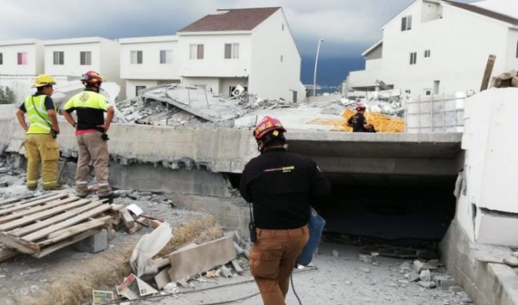 Collapse in Sun Peaks, Monterrey, leaves three dead
