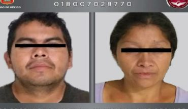 Couple detained for 10 femicides in Edomex