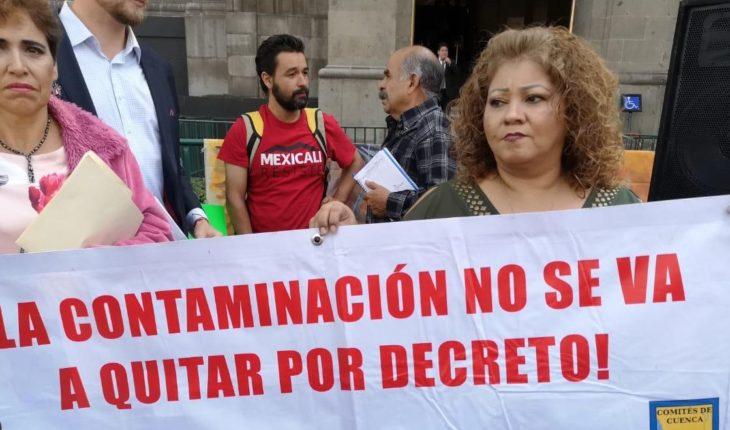 Court issued ambiguous sentence on Grupo Mexico dam