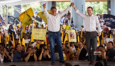 Court revokes ruling: PRD and PAN remain Mayor of Coyoacan