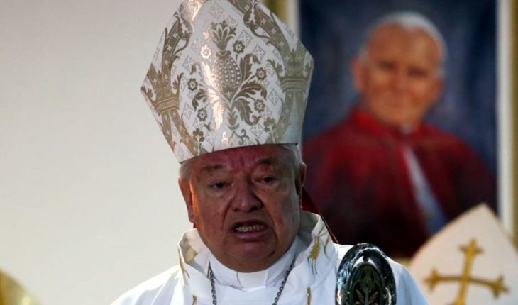 Criticizes Cardinal deficit of bodies abandoned in trailers