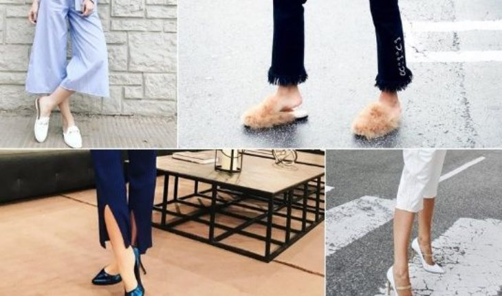 Cropped pants ideal for spring: how to combine them?