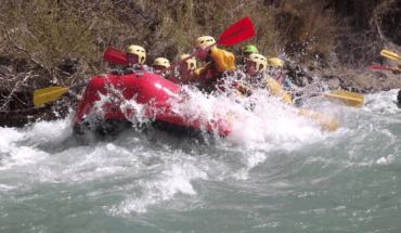 Cuatro turistas mueren en accidente de rápidos en balsas