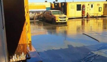 Derrame en Vaca Muerta: la zona contaminada es igual a 10 canchas de fútbol