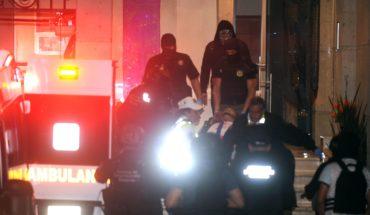 Detienen a tres presuntos integrantes de la Unión Tepito en la Narvarte