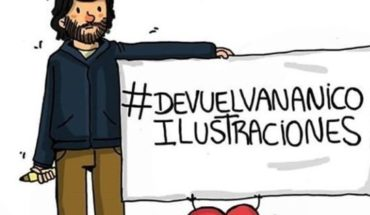#DevuelvanNicoIlustraciones: the slogan that achieved the return of the artist after closing his account of Instagram