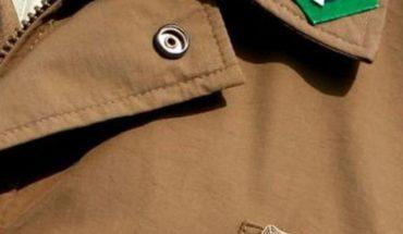 Dieron de baja a carabinero involucrado en venta de armas a delincuentes en Talagante