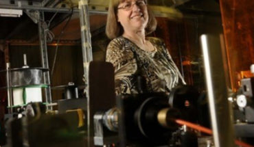 Donna Strickland is the third woman to win the Nobel Prize in physics