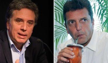 """Dujovne defendió la negociación con el Fondo y cruzó a Massa: """"No ayuda"""""""