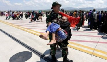 Earthquake and tsunami in Indonesia: death toll surpasses the 1,200