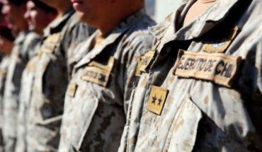Ejército llama a retiro a militares involucrados en el episodio Krassnoff pero no los da de baja