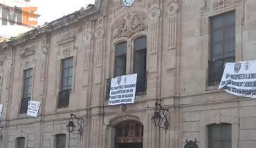 El Sindicato de Profesores de la Universidad Michoacana se une al paro nacional